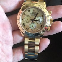Rolex NEW-全新 Daytona 116528 Champagne Dial Mother Of Pearl