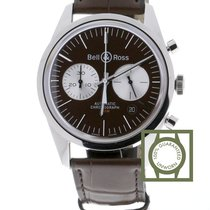 Bell & Ross Vintage 41 Officer Brown Limited Edition