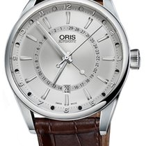 Oris Artix Pointer Steel 42mm Silver United States of America, New York, Airmont