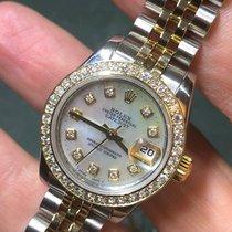 Rolex Lady-Datejust 26mm Blanco