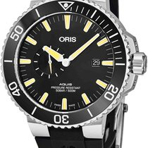 Oris Aquis Small Second new Automatic Watch with original box and original papers 74377334159RS