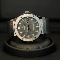 "Hublot Classic Fusion 45mm, ""Black Magic"", Keramik"