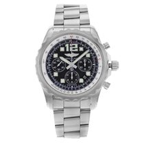 Breitling Chronospace Automatic Steel 46mm Black Arabic numerals United States of America, New York, NYC