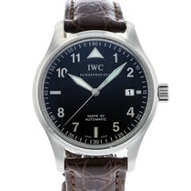 IWC Spitfire Mark XV IW3253-11 Watch with Leather Bracelet and...
