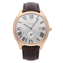 Cartier Drive de Cartier pre-owned 40mm Rose gold
