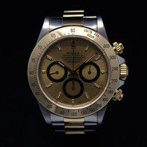 Rolex 16523 Gold/Stahl Daytona