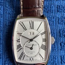 Louis Erard Steel 34mm Automatic 69101AAO2.BMH19 pre-owned United States of America, Ohio, West Chester