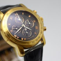 Schwarz Etienne Yellow gold 38mm Manual winding 895402 new Singapore, Singapore
