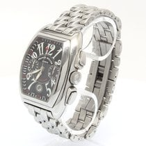 Franck Muller Steel 49mm Automatic 8005 CC pre-owned