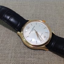 Baume & Mercier Rose gold Automatic Silver 39mm new Clifton