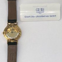 GUB Glashütte Gold/Steel 35mm Automatic 1031-45-28-04 pre-owned