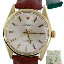 Rolex Oyster Perpetual 34 Yellow gold 34mm Gold United States of America, New York, Smithtown