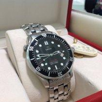 Omega Seamaster Diver 300 M Steel 41mm Black No numerals United Kingdom, Gateshead