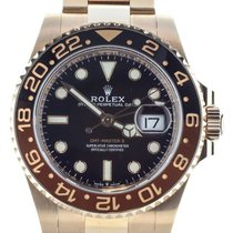 Rolex 126715CHNR Rose gold GMT-Master II 40mm pre-owned United States of America, Illinois, BUFFALO GROVE