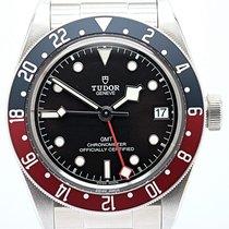 Tudor Black Bay GMT Stahl 41mm Schwarz Deutschland, Berlin