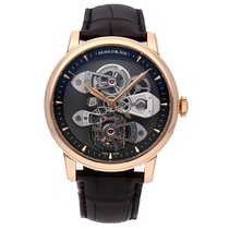 Arnold & Son Rose gold 44mm Manual winding 1TEAR.G01A.C113A pre-owned
