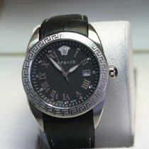 Versace Steel 42mm Quartz Versace V-SPORT II VFE12 0015 new