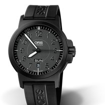 Oris BC3 Steel 42mm Black