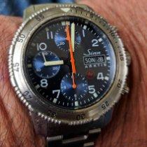 Sinn 203 Steel 41,0mm Blue Arabic numerals