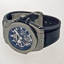 Hublot Big Bang Meca-10 Titanium 45mm Transparent No numerals