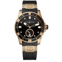 Ulysse Nardin Lady Diver Rose gold 40mm Black United States of America, Florida, Miami