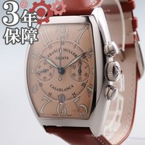 Franck Muller Steel 40mm Automatic 8885CCCDT pre-owned