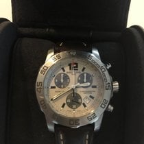Breitling Colt Chronograph II Steel 44mm White Roman numerals