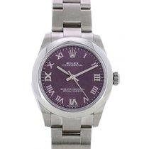Rolex Oyster Perpetual 31 neu Automatik Uhr mit Original-Box und Original-Papieren 177200