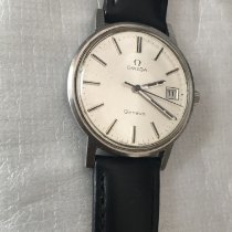 Omega Genève 166.0163 Fair Steel 35mm Automatic South Africa, Claremont/ Cape Town