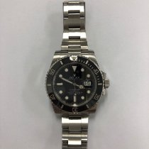 Rolex Submariner Date Steel 40mm Black No numerals Australia, MELBOURNE