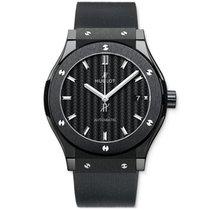 Hublot Classic Fusion 45mm Black Magic Ceramic Watch