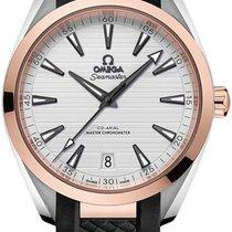 Omega Seamaster Aqua Terra Steel 41mm Silver United States of America, New York, Airmont