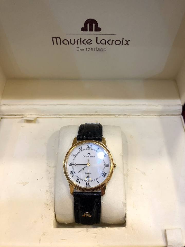 4b0c5309 Купить часы Maurice Lacroix Жёлтое золото - все цены на Chrono24