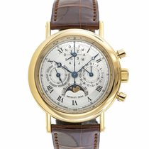 Breguet Classique Complications pre-owned 38mm Yellow gold