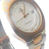 Omega Seamaster oro acciaio vintage anni 80 nuovo