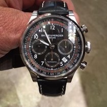 Baume & Mercier Cronografo 42mm Automatico nuovo Capeland Nero