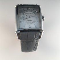 Girard Perregaux Vintage 1945 Steel 29.5mm Silver Arabic numerals
