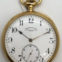 Vacheron Constantin Chronometer Royal Maunal Pocket Watch 18k...