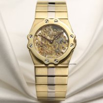 Chopard St. Moritz Yellow gold 32mm