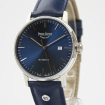 Bruno Söhnle Steel 42mm Automatic 17-12173-341 new
