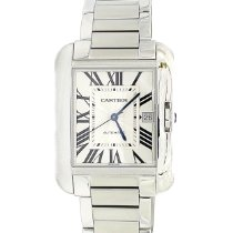 Cartier Steel 47mm Automatic w5310008 new