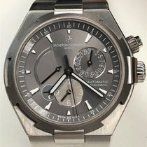 Vacheron Constantin 42mm Automatic 2011 new Overseas Dual Time Grey