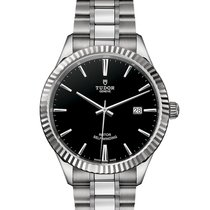 Tudor Style Steel 41mm United States of America, New Jersey, Edgewater