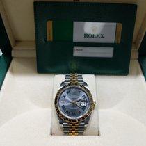 Rolex nuevo Automático Acero y oro Cristal de zafiro