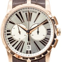 Roger Dubuis Rose gold 42mm Automatic RDDBEX0390 pre-owned