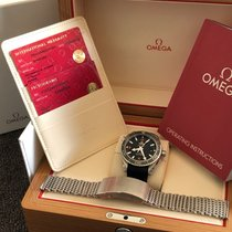 Omega Steel 45.5mm Automatic 232.32.46.21.01.005 pre-owned New Zealand, New Plymouth