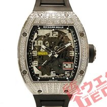 Richard Mille RM 029 Oro blanco 48mm