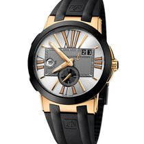 Ulysse Nardin Executive Dual Time 246-00-3/421 new
