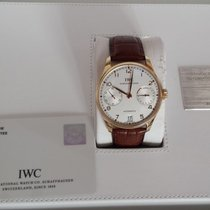IWC Portuguese Automatic Rose gold 42mm White Arabic numerals