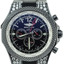 Breitling Bentley GMT Zeljezo 48mm Crn